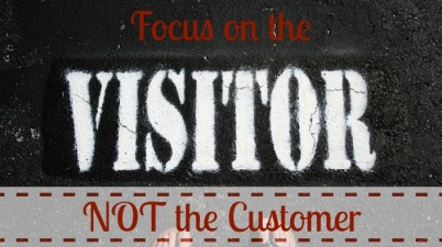 Focus-on-visitor